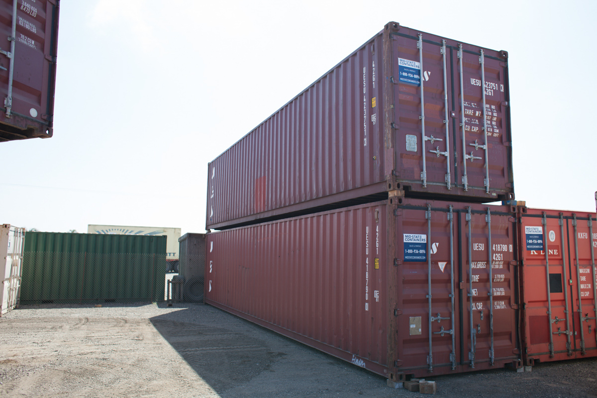 Nam Long nhận vận chuyển các loại container hàng hóa
